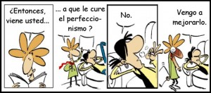 Perfeccionista-Comic
